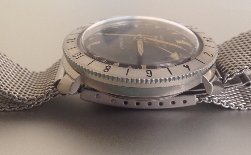 Bulova Accutron Astronaut: the sonicwatch