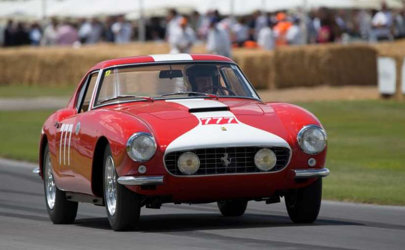 Watch the 1959 Ferrari 250 GT Competizione Alloy Berlinetta – THE QUAIL LODGE AUCTION August 14, 2015