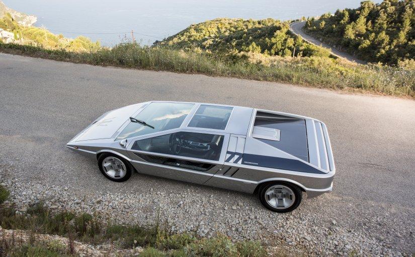 1972 Maserati Boomerang Video. Let's take aride…