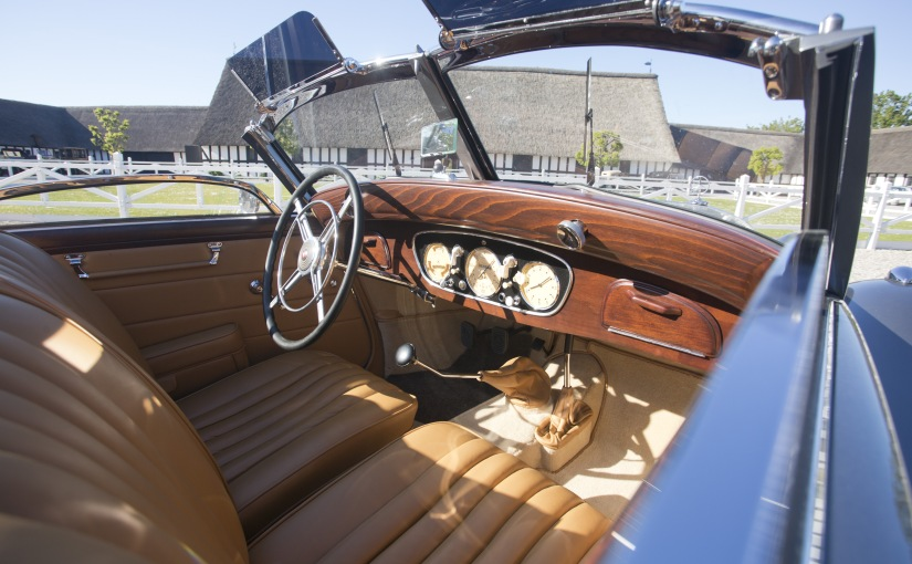 """THE BEST CAR IN THE WORLD"":13 RARE ROLLS-ROYCE  MOTOR CARS AT BONHAMS DENMARKSALE"