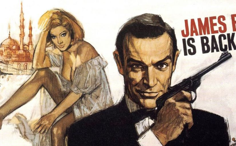 Everything you ever needed to know about vintage James Bond film posters (and possibly a good dealmore)