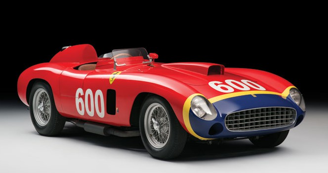 RM SOTHEBY'S TO OFFER THE EX-FANGIO, FERRARI 290 MM IN NEW YORKCITY