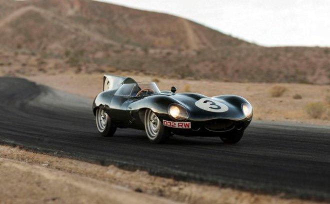 Jaguar-D-Type-auction