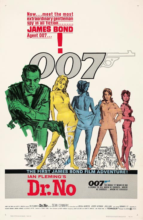 mitchell-hooks-b1923-and-david-chasman-dr-no-1962-united-artists-us-james-bond-posters