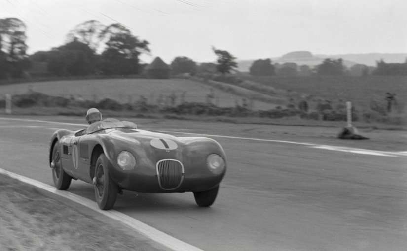 BONHAMS RETURNS TO MONACO WITH  EX-STIRLING MOSS JAGUAR C-TYPE