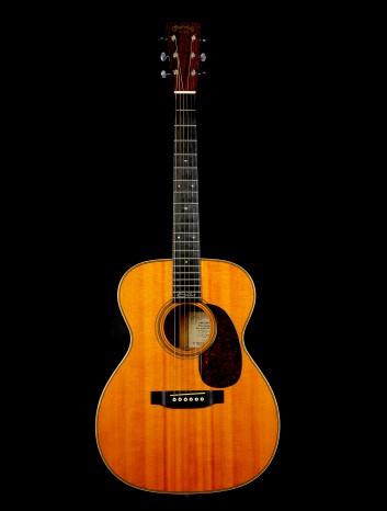 Eric Clapton signature model acoustic guitar