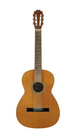 Chris Martin - Coldplay - Chris Martin's first guitar