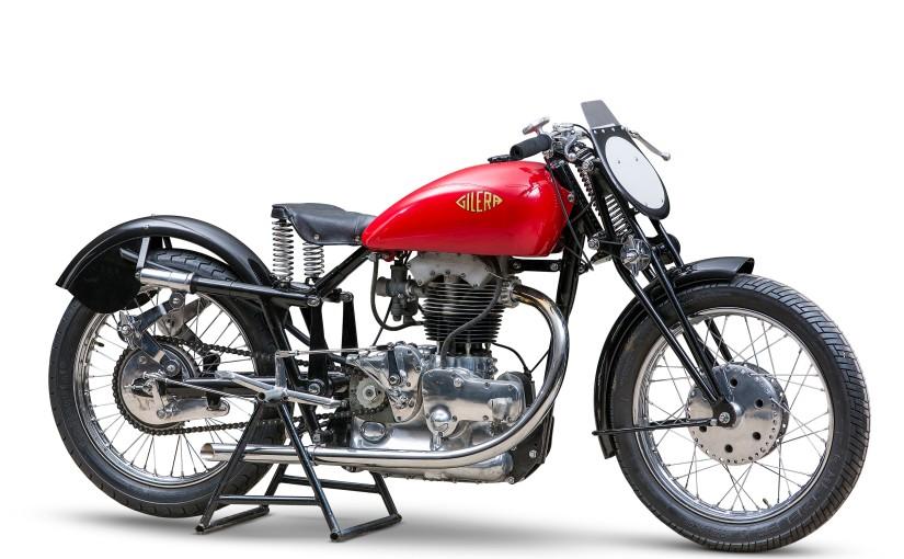 ITALIAN MOTORCYCLES FROM SWEDISH  COLLECTOR HEAD TO BONHAMS PARISSALE