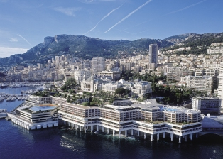 The Fairmont Hotel, Monte Carlo