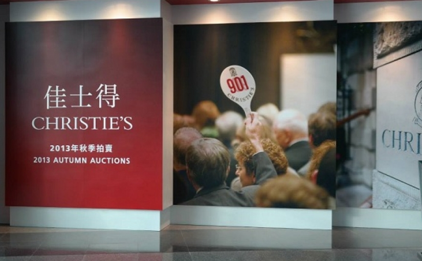 THE TOURBILLON SOUVERAIN TO LEAD CHRISTIE'S HONG KONG AUCTION OF IMPORTANTWATCHES