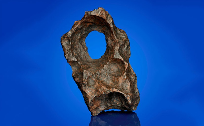 Christie's Deep Impact: Martian, Lunar and other Rare Meteorites Oct 27 – Nov 10