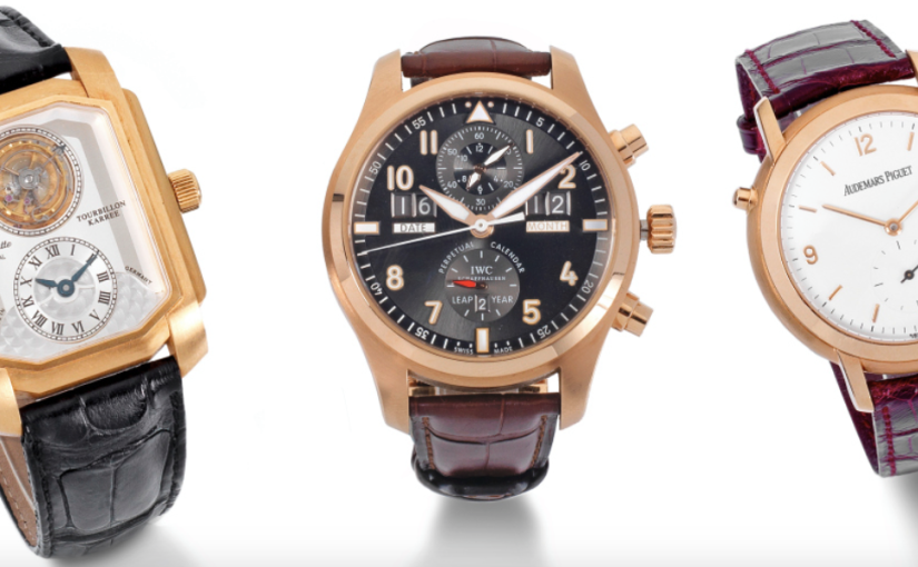 EUROPES LARGEST COLLECTION OF  2,000 WATCHES ANNOUNCED ATBONHAMS