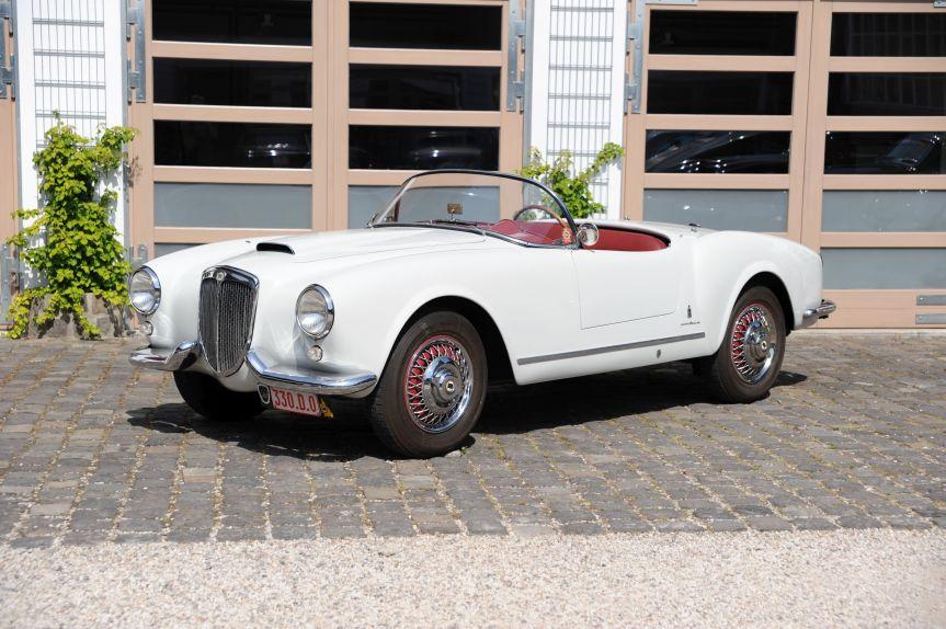 1955 LANCIA B24S #1.002