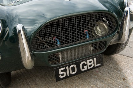2, The first right-hand drive example,1962 AC Cobra Roadster 12