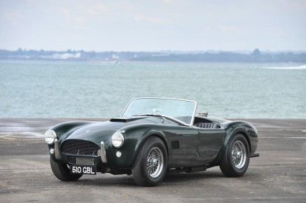 2, The first right-hand drive example,1962 AC Cobra Roadster