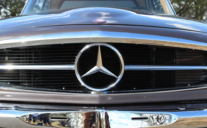 MERCEDES-BENZ AUCTIONED BY BONHAMS IN AID OF  PARIS CHARITY FOR POST-TRAUMARESEARCH