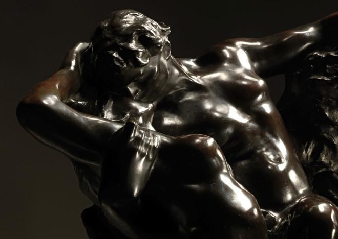 Auguste Rodin (French, 1840-1917) Eternel printemps, second état, 1ère réduction  9