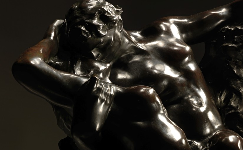 RODIN'S LOVE AFFAIR IN SCULPTURE CAPTURES HEARTS AND WORLD RECORD ATBONHAMS
