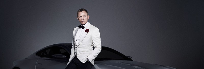 Christie's: James Bond Spectre – the auction