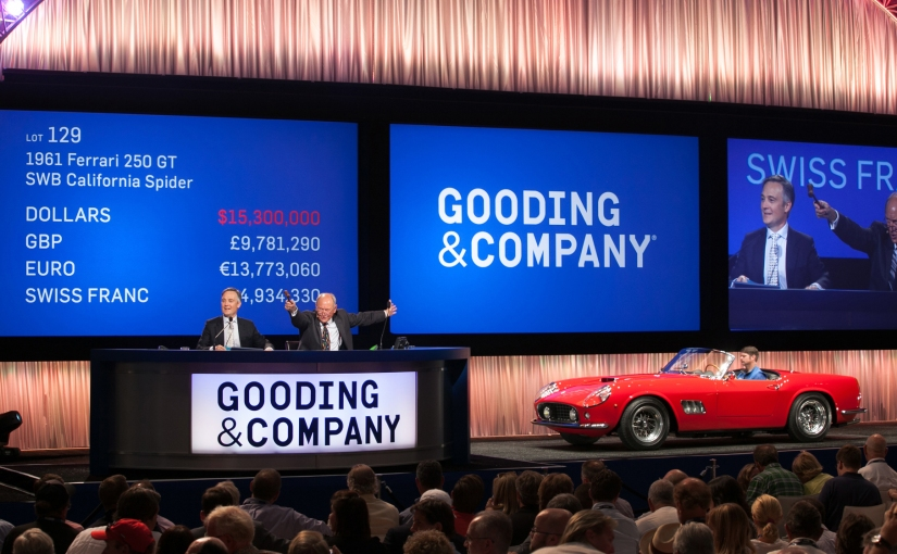 Gooding & Company: The Scottsdale Auctions – January 29 & 30, 2016