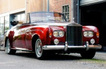 328, Rolls Royce Silver Cloud III cabriolet 1964 4