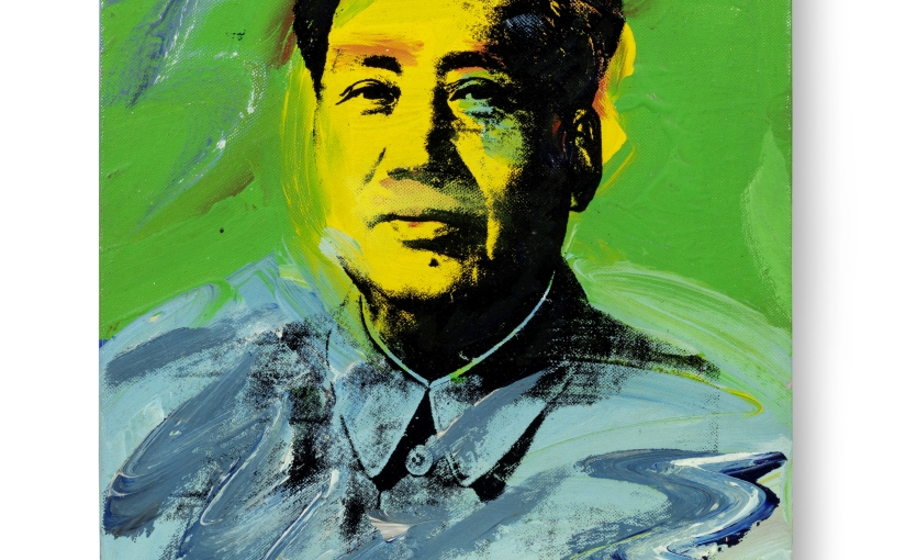 Bonhams | Rare Warhol Painting of Mao to star at New Bond Street on 29June