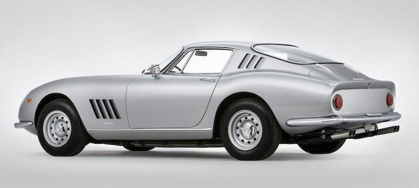 Auction | Two Ferrari Masterpieces at The Scottsdale Auction