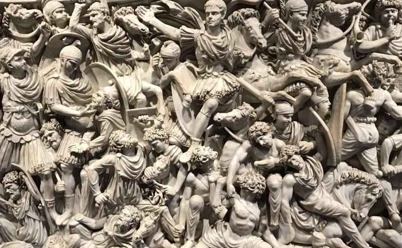 History | Il Sarcofago Ludovisi a Palazzo Altemps: il monito di Romaantica