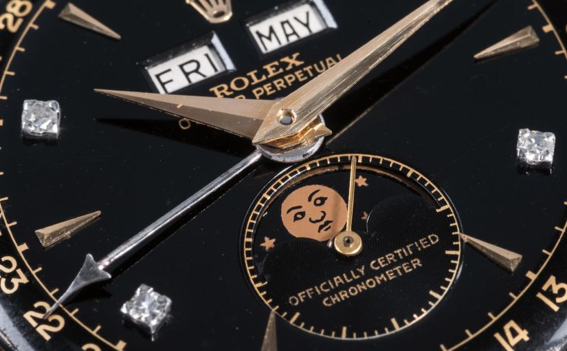 Phillips | The Bao Dai Rolex sold for € 4,600,000