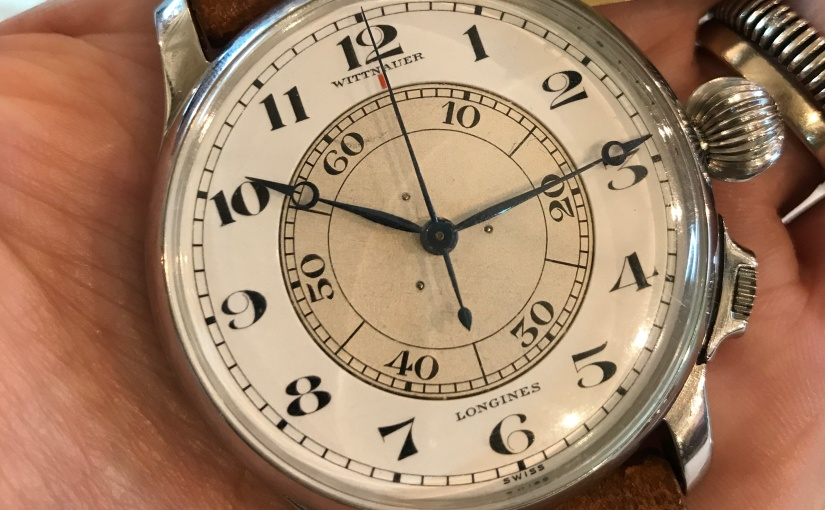 Christie's | The Longines Wittnauer Weemsrecord