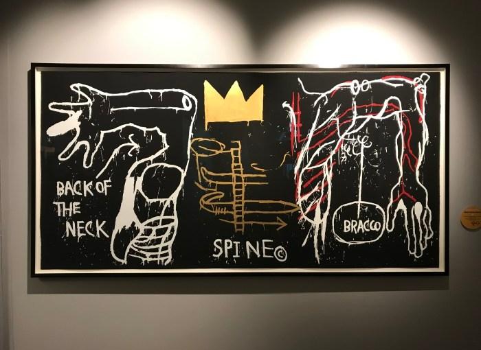 Mostre | Al Chiostro del Bramante, Basquiat ed il suo senso artistico perl'ortopedia…