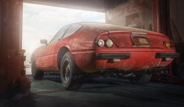 Sotheby's | All'asta in autunno l'unica Ferrari 365 GTB/4 Daytona Berlinetta stradale con carrozzeria inalluminio