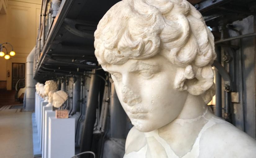 Musei | La Centrale Montemartini a Roma, archeologia industriale estoria