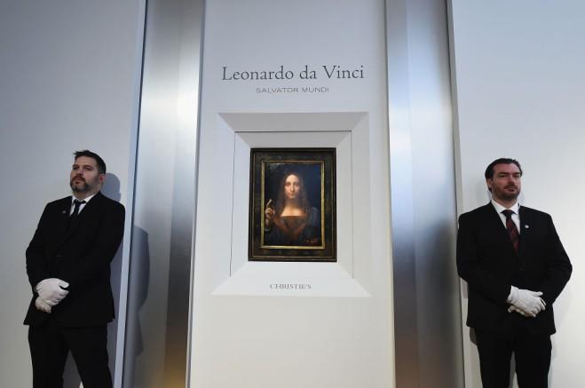 Christie's | Il Salvator Mundi di Leonardo, l'opera più valutata dellastoria.