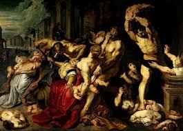 Rubens - Il massacro degli innocenti
