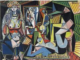 Picasso - Les Femmes d'Alger