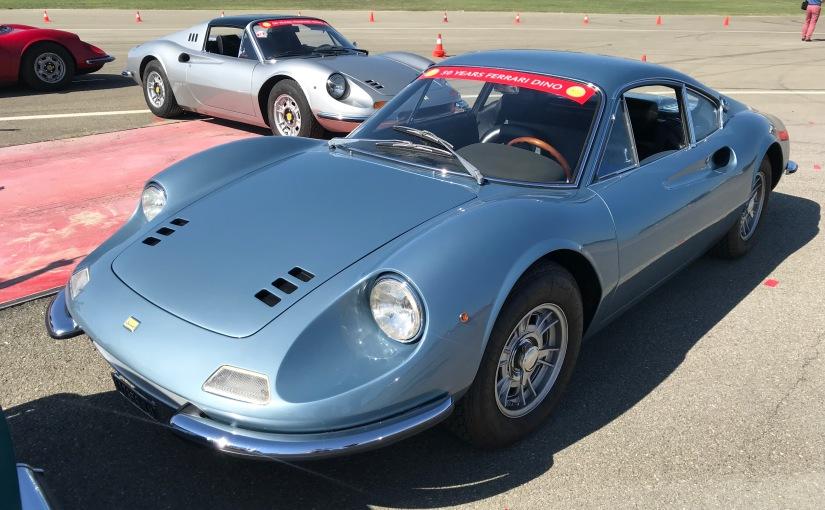 Eventi | Il 50° Anniversario della Dino Ferrari aMaranello