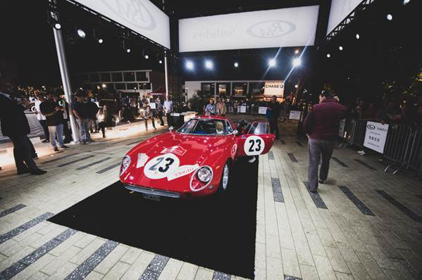 RM Sotheby's Monterey | World record for the 1962 Ferrari 250 GTO sold for $48.4 million